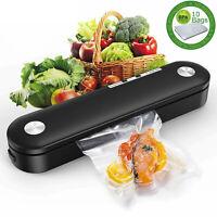 Food Saver Vacuum Sealer Seal A Meal Machine Foodsaver Sealing System w/10 Bags