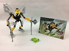 LEGO Bionicle Mistika BITIL (8696) Complete With Instructions