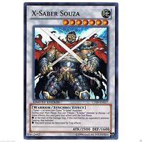 X-Saber Souza X 1 CT09-EN017 Super YUGIOH