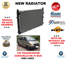 FOR VW TRANSPORTER CARAVELLE Mk IV BUS 1990->2003 RADIATOR OE QUALITY
