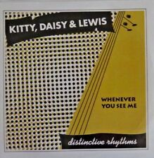 KITTY, DAISY & LEWIS : DISTINCTIVE RYTHMS - [ PROMO CD SINGLE ]