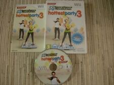 NINTENDO WII DANCEDANCEREVOLUTION HOTTEST PARTY 3 KONAMI USADO BUEN ESTADO