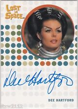 THE COMPLETE LOST IN SPACE DEE HARTFORD VERDA REVOLT OF THE ANDROIDS AUTOGRAPH
