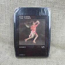 Vintage United Artists Tina Turner Acid Queen 8 Track Tape Sealed New Old Stock
