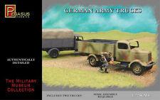 PEGASUS GERMAN ARMY TRUCKS 1:72 PGS7610