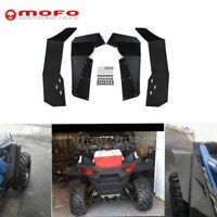 UTV Off Road Fender Flares Mud Flaps For Polaris RZR S 900 1000 2015 2016 2017