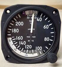 True Airspeed Indicator 40-210 Knots