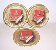 3 schöne Salem Gold Yenidze Dresden Zigaretten Pappschilder um 1930 !