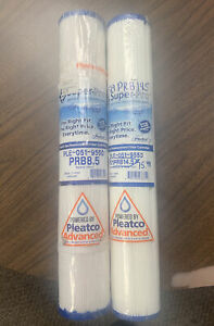 Lot of 2 Pleatco Super Pro Unicel c-2302 & C-2303 SPA Filters Brand NEW