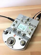 Zoom A3 Acoustic Guitar Preamp sound Effects Processor acoustic Guitar DI USED