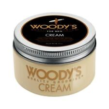 Woody's Hair Styling Cream for Men 3.4 oz Styling for Wavy Curly Barber Grooming