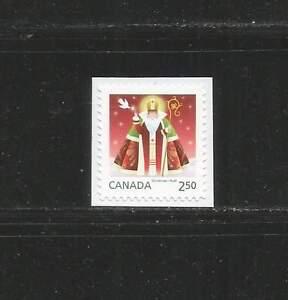 BOOKLET SINGLE     CHRISTMAS SANTA GLOWING   #2800