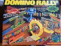 Vintage 1993 Domino Rally Adventure Set (tested!)
