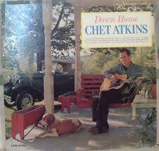 Down Home, Chet Atkins. 12 inch vinyl record
