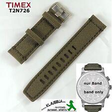 Timex Ersatzarmband T2N726 E-Kompass IQ - identische Bänder T49803 T49823 T2P286