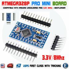 ATMEGA328P Pro Mini Board Module for Arduino Pro Mini 3.3V 8MHz ATMEGA328 USA