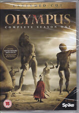 Olympus Complete Series 1 DVD All Episode First Season Original TV Show NEW