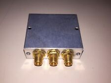 26.5GHz Microwave Coaxial Switch Relay DC-26GHz IL0.3dB Isol75dB 12VDC
