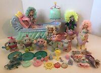 Vintage Hasbro Moon Dreamers Dream Along Drifter Lot