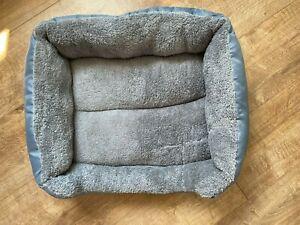 Dog/Cat bed - Grey - Brand New