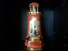 Thomas Kinkade lighthouse The light of Peace 2004 collectible