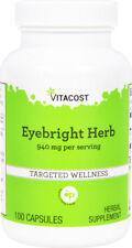 Eyebright herb capsules 470mg x 100