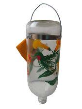 Original Best-1 Flowers Hummingbird Feeder 32 oz Glass Bottle USA Best 1