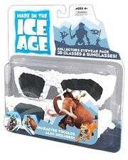 Ice Age 4 - 3D Glasses & Sunglasses Combo Pack (New - open pack)