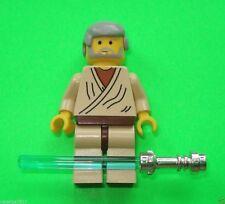 LEGO STAR WARS FIGUREN ### OBI WAN KENOBI AUS SET 7110 ### =TOP!!!