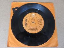 "THE VIBRATORS London Girls 7"" RARE UK ORIGINAL 1977 A LABEL PROMOTIONAL COPY"
