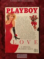 PLAYBOY Magazine February 1989 SIMONE EDEN BOB WOODWARD MICHAEL CRICHTON