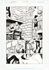 2011 DC Comics Green Arrow #1 Pg 19 Original Art by Dan Jurgens and George Perez