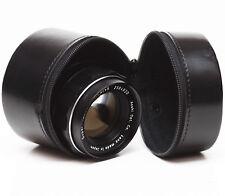 Vivitar Small Lens Case For Ricoh Takumar Minolta Focal Prime Wide Angle Lenses