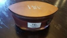 Redwood HearthWick Flame Large Scented Candle by WoodWick