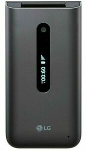 LG Classic Flip - 8GB - Black (Locked) Cellphone