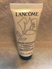 Lancome Creme Radiance Clarifying Cream-to-foam Cleanser 2oz/60ml