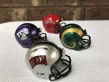 Riddell College Football Mini Toy Helmets