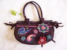 Oilily Damen Tasche Handtasche Tragetasche aus Leder   bag  women