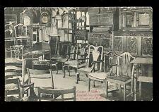 Somerset ROAD Bath Stoke's Antique Showroom early PPC pub Wilkinson Trowbridge