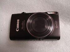 LikeNew Canon PowerShot ELPH 350 HS / IXUS 275 20.2 MP Digital Camera - Black