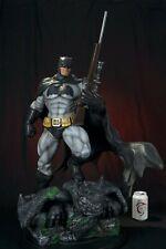 Bat Man Gotham Statue Sculpture Art / Nt XM Sideshow Prime 1 / DC Comics