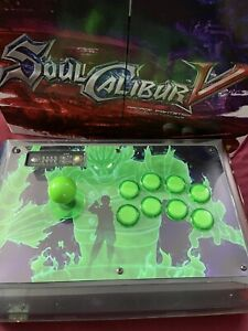Xbox 360/PC MADCATZ fightstick Soul Calibur 5 custom