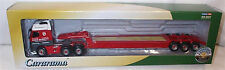 Cararama 1:50 Volvo Low Loader Chris Bennett Heavey Haulage Ltd New in Box
