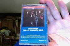 Lamont Cranston Band- Shakedown- new/sealed cassette tape- rare?