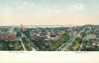 GENEVA NY – Geneva Birdseye View – udb – 1906