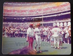 Mike Schmidt Philadelphia Phillies 1977 Type 1 Snapshot Photo