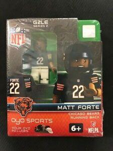 Oyo Sports NFL Chicago Bears Matt Forte #22 Series 2 Minifigure Sealed