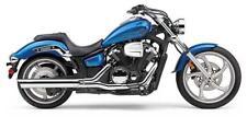 Cobra - 2270 - 4in. Slip-On, Chrome -- Yamaha Stryker