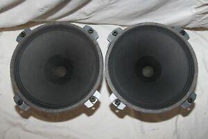 Vintage Siemens Klangfilm W27434-Z3-B1 15 Ohms wide range alnico speakers