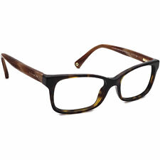 Coach Eyeglasses HC6047 Libby 5204 Dark Tortoise/Light Brown Horn 49[]16 135